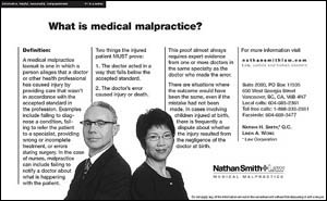 Nathan Smith Law trade publication ad
