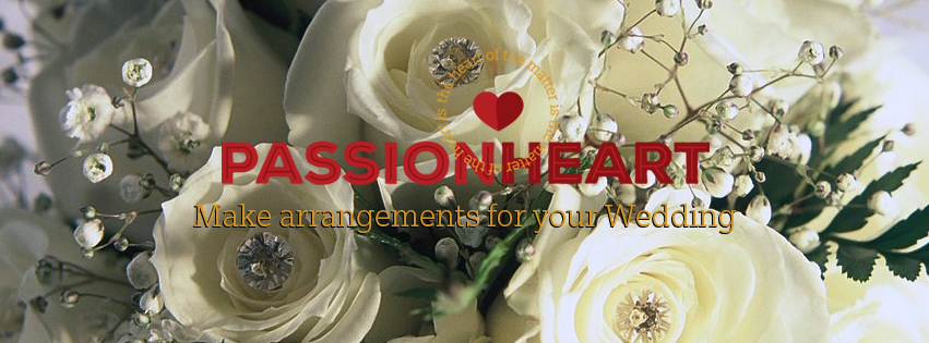 Passionheart facebook cover