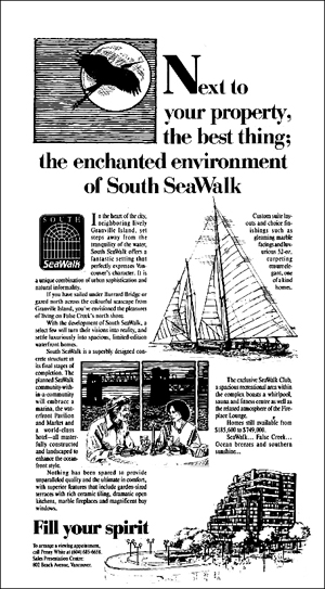 Seawalk Newspaper