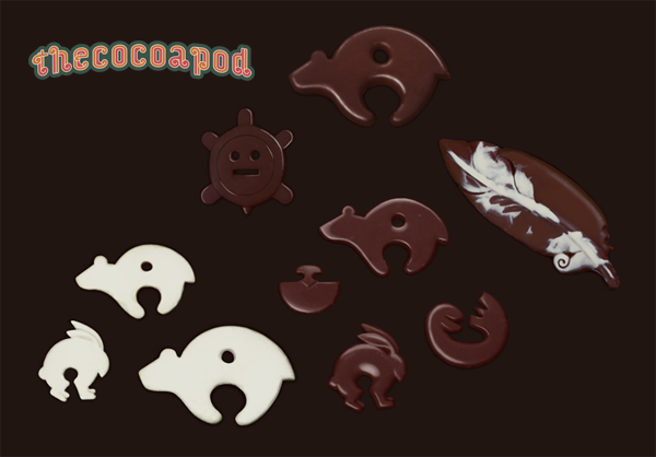 The Cocoa Pod family of products